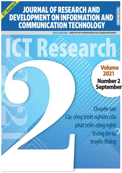 ICT Research Vol 2021 No 2 Sept